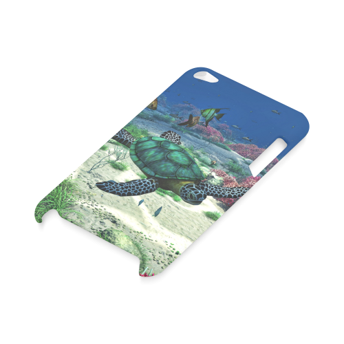 Sea Turtle Hard Case for iPod Touch 4