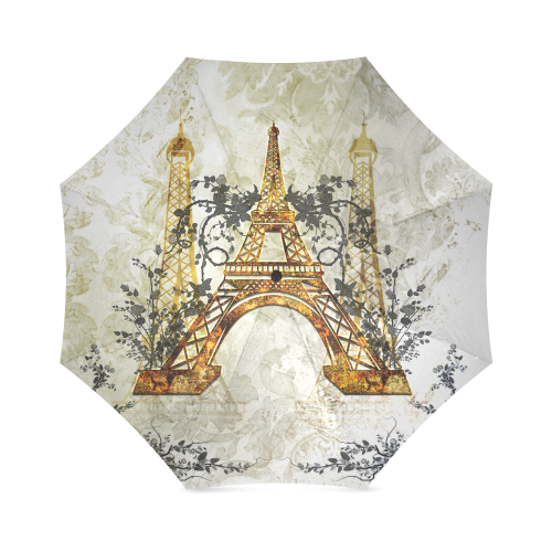 eiffel tower Foldable Umbrella