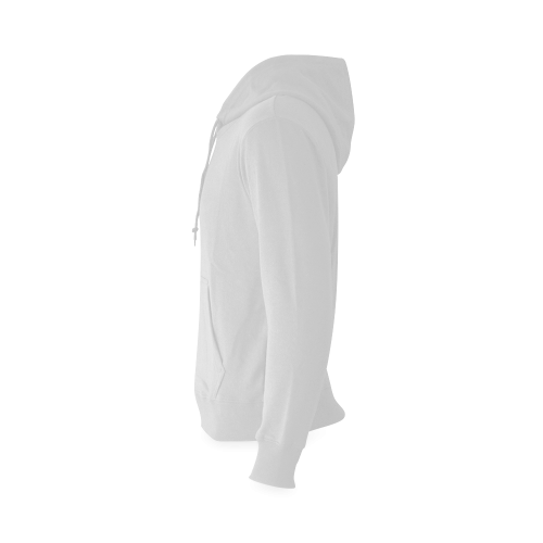 Gothic Friesian Horse Gildan Hoodie Sweatshirt (Model H03)