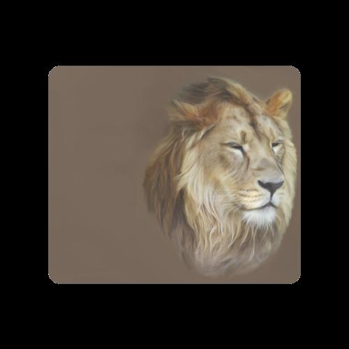 A magnificent painting Lion portrait Men's Clutch Purse (Model 1638)