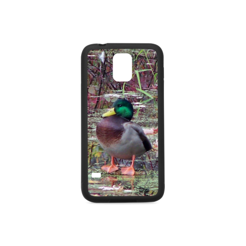 Mallard Drake Rubber Case for Samsung Galaxy S5