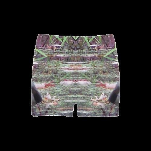 Mallard Drake Briseis Skinny Shorts (Model L04)