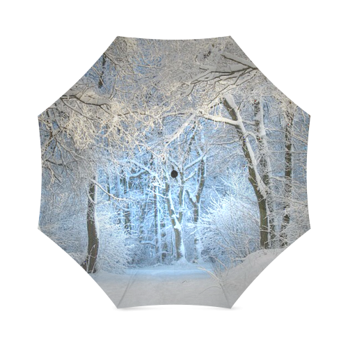 another winter wonderland Foldable Umbrella