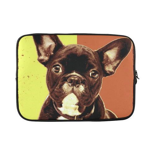 FRENCH BULLDOG Custom Laptop Sleeve 15''