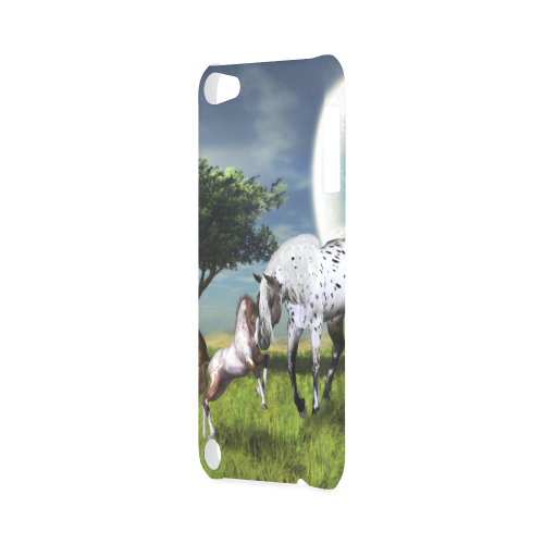 Horses Love Forever Hard Case for iPod Touch 5