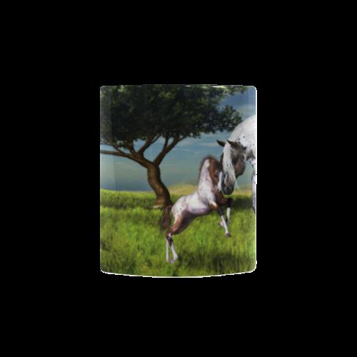 Horses Love Forever Custom Morphing Mug