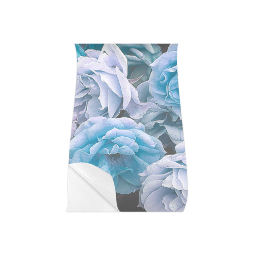 "great garden roses blue Poster 11""x17"""