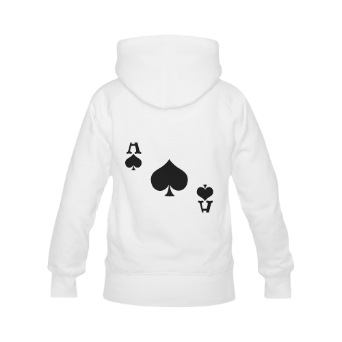 Ace of Spades Men's Classic Hoodies (Model H10)