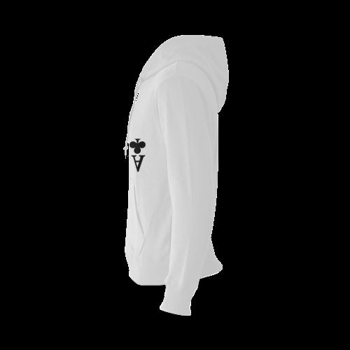 Ace of Clubs Gildan Hoodie Sweatshirt (Model H03)