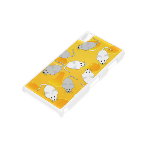 mice on cheese Hard Case for Sony Xperia Z3