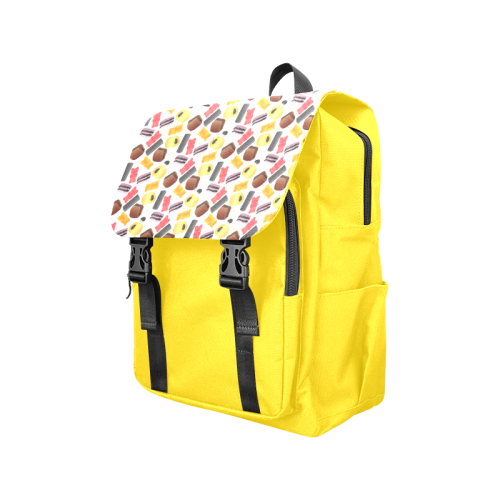 Yummy Casual Shoulders Backpack (Model 1623)