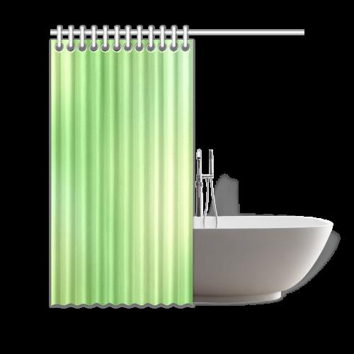 "Mandy Green - green abstract Shower Curtain 69""x70"""