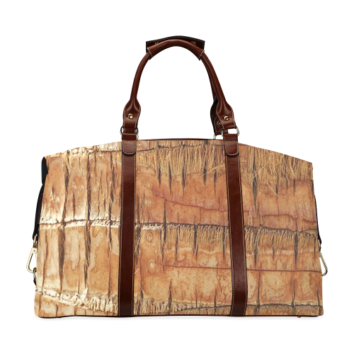 coconut tree,structure Classic Travel Bag (Model 1643)