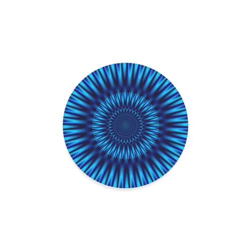 Blue Lagoon Round Coaster