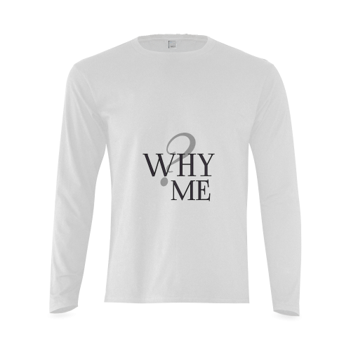 Whyme? Jera Nour | Sunny Men's T-shirt (long-sleeve) (Model T08)