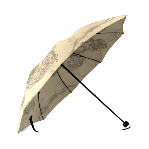 Buddha Foldable Umbrella
