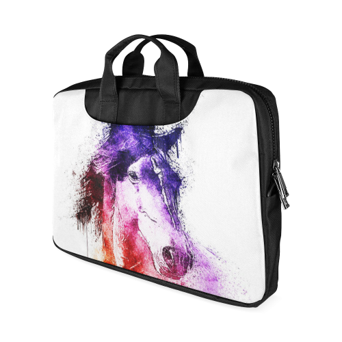 "watercolor horse Macbook Air 11""(Twin sides)"