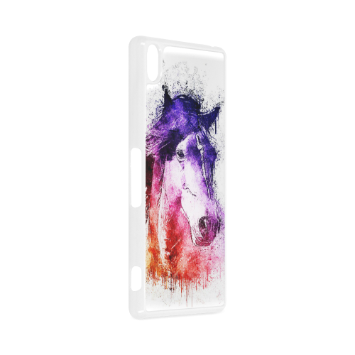 watercolor horse Hard Case for Sony Xperia Z3