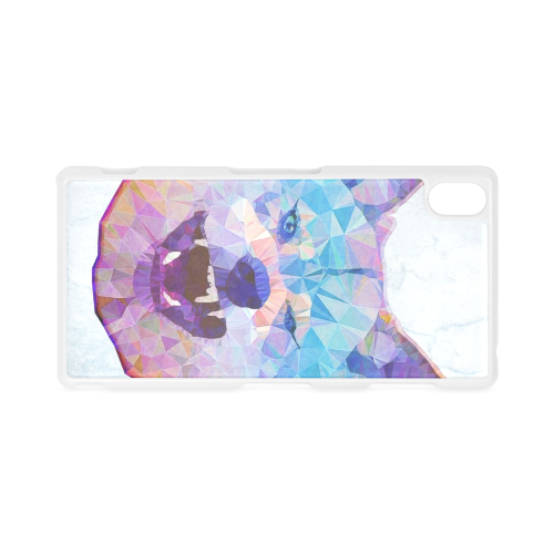 abstract wolf Hard Case for Sony Xperia Z3
