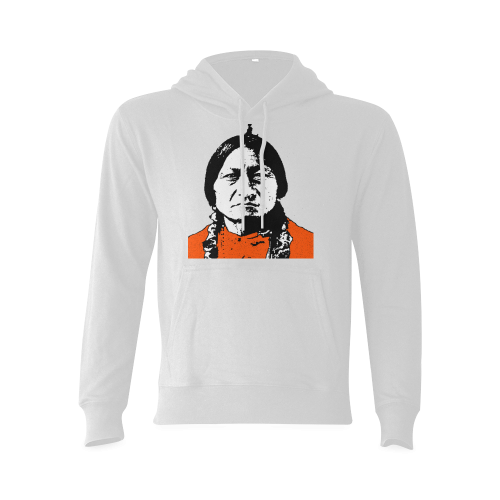 SITTING BULL Gildan Hoodie Sweatshirt (Model H03)