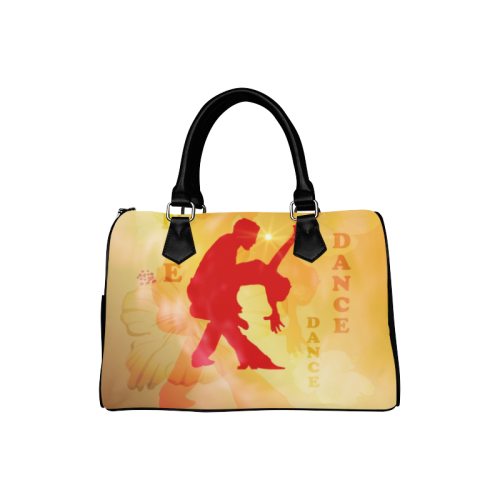 Dancing Boston Handbag (Model 1621)