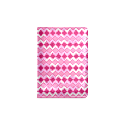 Pink Diamonds Custom NoteBook A5