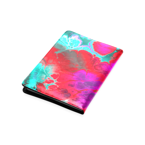 hot fractal 04 Custom NoteBook A5