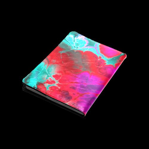 hot fractal 04 Custom NoteBook B5