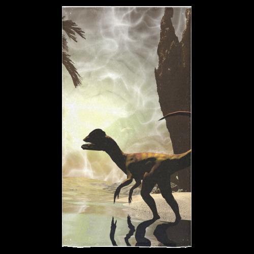 "Dinosaur Bath Towel 30""x56"""