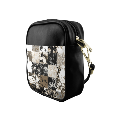 Foliage Patchwork #8 - Jera Nour Sling Bag (Model 1627)