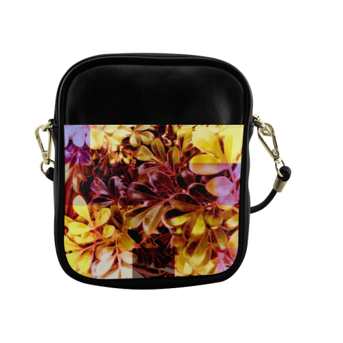 Foliage Patchwork #11 - Jera Nour Sling Bag (Model 1627)