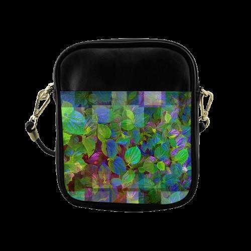 Foliage Patchwork #10 - Jera Nour Sling Bag (Model 1627)