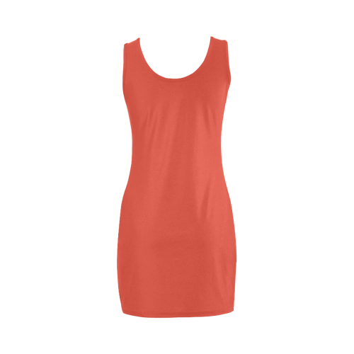 Fiesta Color Accent Medea Vest Dress (Model D06)