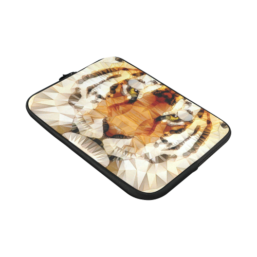 abstract tiger Custom Laptop Sleeve 15''