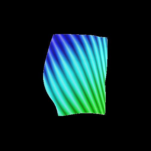 Rainbow Briseis Skinny Shorts (Model L04)