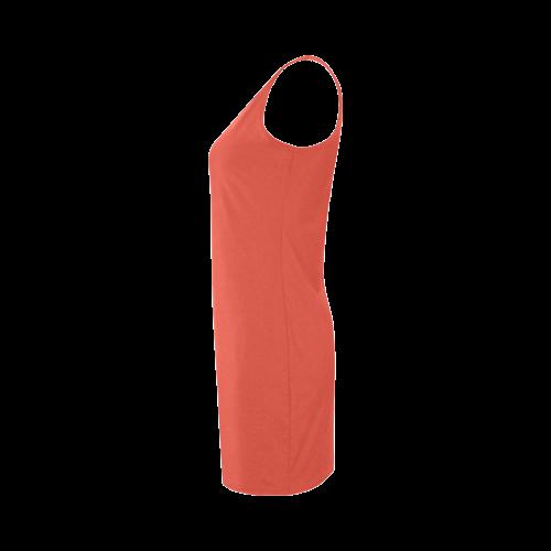 Fiesta Color Accent Medea Vest Dress (Model D06)