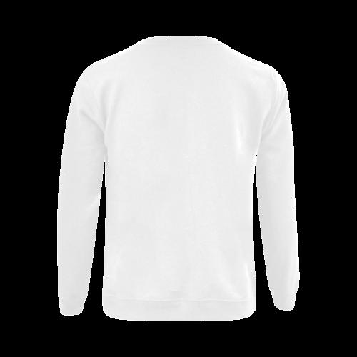 Best Brother black Gildan Crewneck Sweatshirt(NEW) (Model H01)