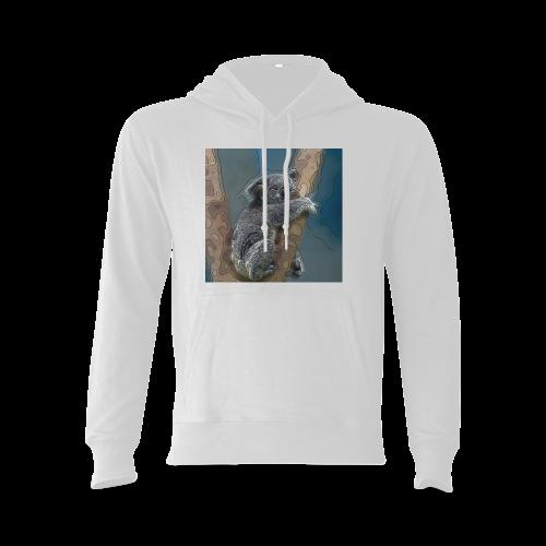 animal artstudion 16416 koala Gildan Hoodie Sweatshirt (Model H03)