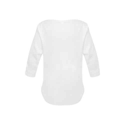 Golf Girl - golfing golfclub blue Baby Powder Organic Long Sleeve One Piece (Model T27)