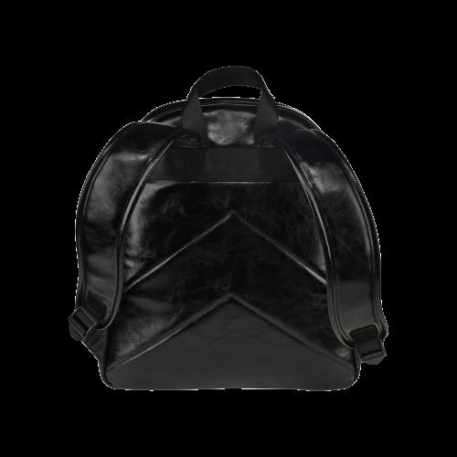 Tiger and Sunset Multi-Pockets Backpack (Model 1636)