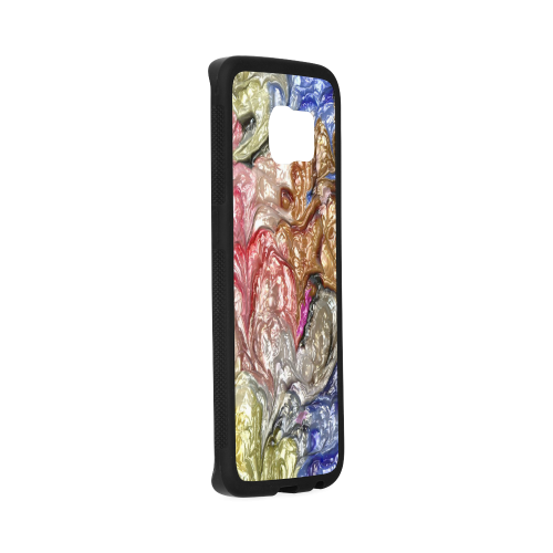 strange abstract 6 Rubber Case for Samsung Galaxy S6 Edge