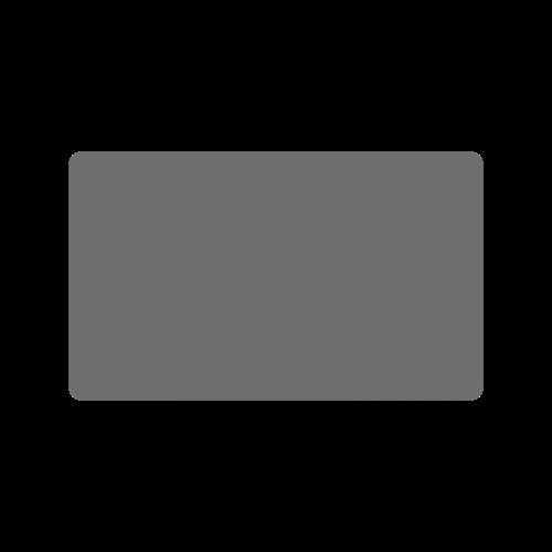 """Steel Gray Color Accent Doormat 30""""x18"""""""