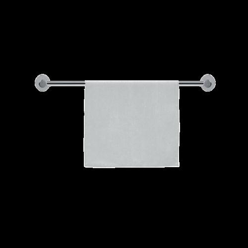 "Glacier Gray Color Accent Custom Towel 16""x28"""