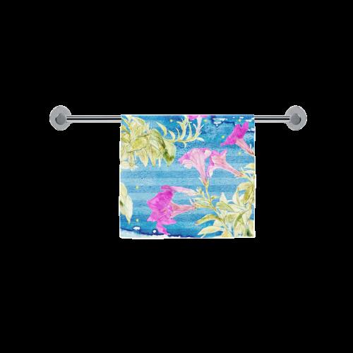 "Floral Dream Custom Towel 16""x28"""