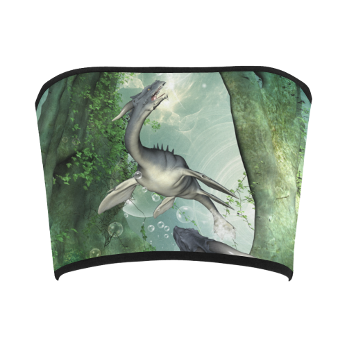 Awesome seadragon Bandeau Top