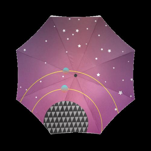 universe_umbrella Foldable Umbrella (Model U01)
