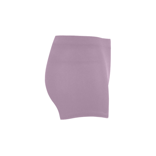 Lavender Herb Color Accent Briseis Skinny Shorts (Model L04)