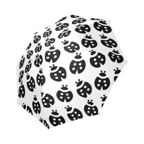 ladybird_umbrella Foldable Umbrella (Model U01)