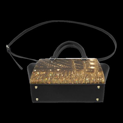 vintageglam_shoulderhandbag Classic Shoulder Handbag (Model 1653)