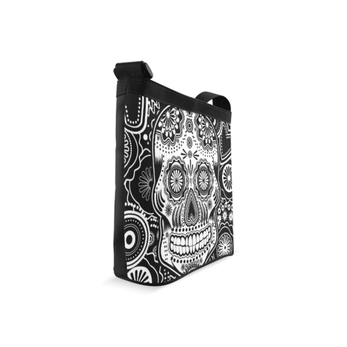 sugar skull Crossbody Bags (Model 1613)